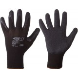 FINEGRIP  Nylon-Latex-Handschuhe